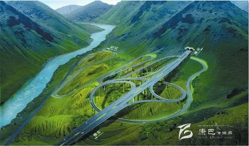 雅康高速二郎山隧道左线斜井提前贯通